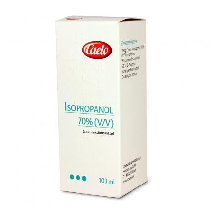 ISOPROPANOL 70% Caelo HV-Packung Standard Zul.