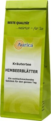 HIMBEERBLÄTTER Kräutertee Aurica