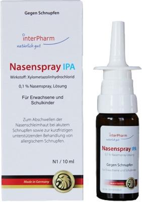 Nasenspray IPA