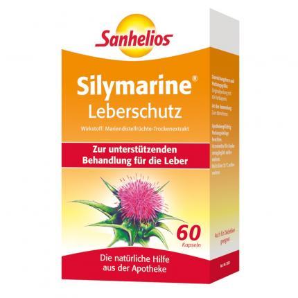 Silymarine Leberschutz-Kapseln