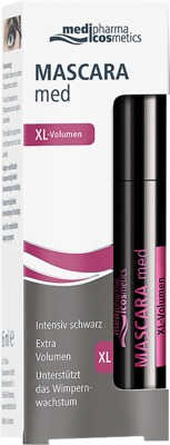 medipharma cosmetics MASCARA med XL-Volumen