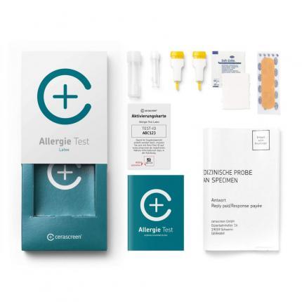 CERASCREEN Allergie-Testkit Latex