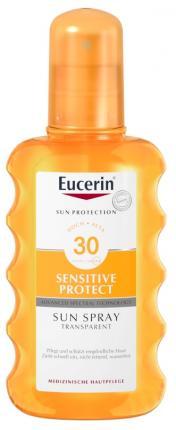 Eucerin Sun Spray Transparent LSF 30