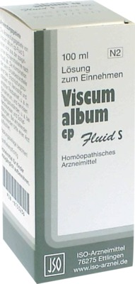 VISCUM ALBUM CP.Fluid S Tropfen