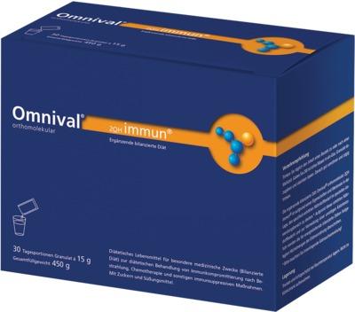 Omnival orthomolekular 20H immun