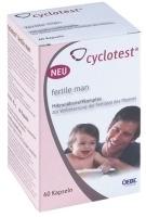 CYCLOTEST fertile man Mikronährstoffe Kapseln