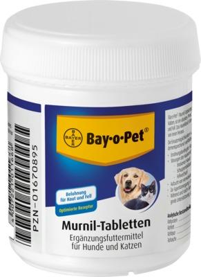 Bay-o-Pet Murnil Tabletten für Hunde und Katzen