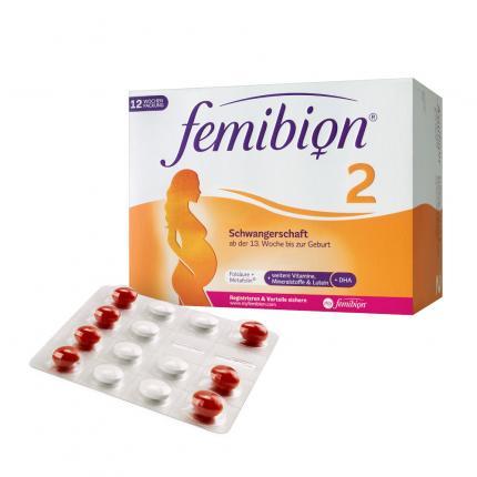 femibion 2 Schwangerschaft