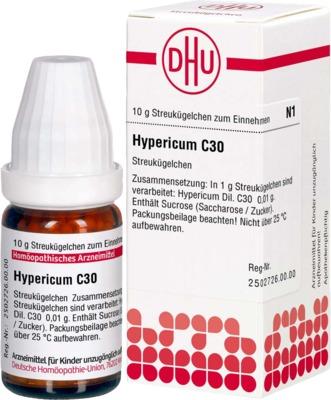 HYPERICUM C 30 Globuli