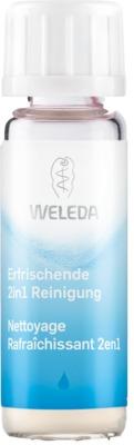 WELEDA 2in1 erfrischende Reinigung Milch