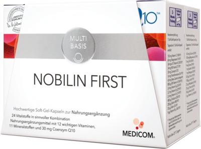 NOBILIN First Kombipackung Kapseln