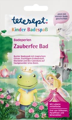 TETESEPT Kinder Badespaß Badeperlen Zauberfee Bad