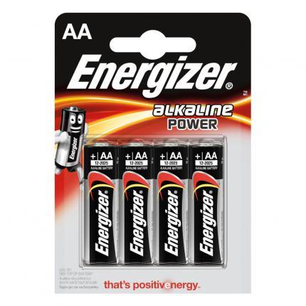 ENERGIZER Alkaline Power AA Mignon