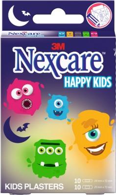 Nexcare Kids Pflaster Monster