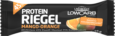 Layenberger Lowcarb.one Protein-riegel Mango-oran.