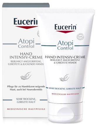 EUCERIN AtopiControl Hand Intensiv-Creme
