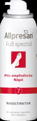 Allpresan Fuß spezial Nr. 7 Nagel-Tinktur Pilz-emfindliche Haut