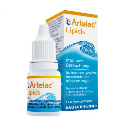 ARTELAC Lipids MD Augengel