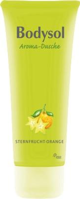 BODYSOL Aroma Dusche Sternfrucht Orange