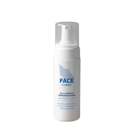 EVERDRY antibakterieller Gesichtsreinigungsschaum