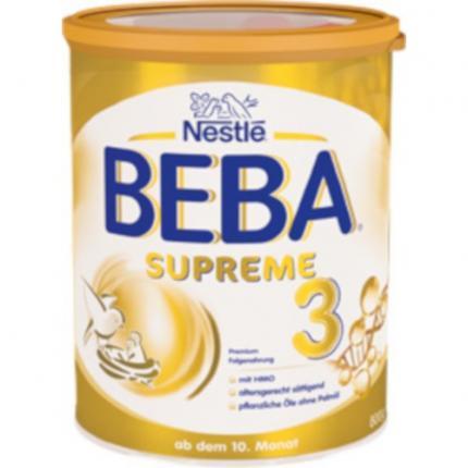 Nestle Beba Supreme 3 Pulver