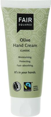 FAIR SQUARED Hand Cream Classic Olive