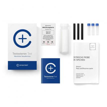 CERASCREEN Testosteron Testkit