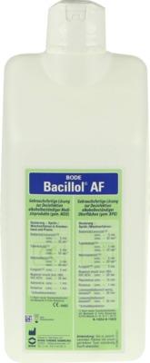 BACILLOL AF Lösung