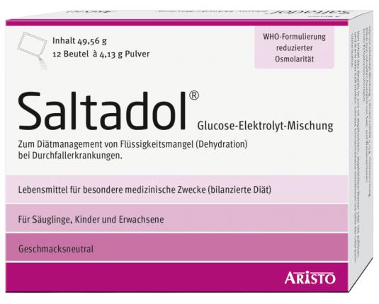 Saltadol Glucose-Elektrolyt-Mischung
