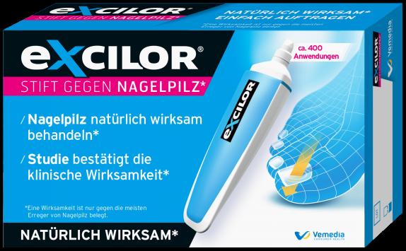 EXCILOR Stift gegen Nagelpilz