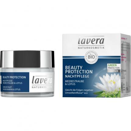 Lavera Beauty Protection Nachtpflege