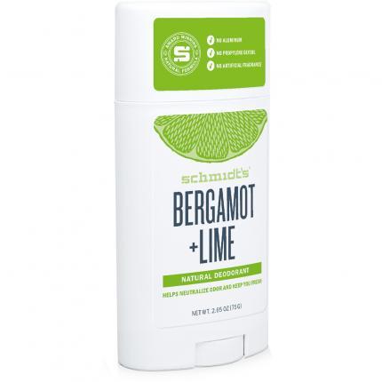 Schmidts Deo Stick Signature Bergamot & Lime