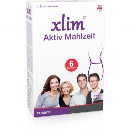 XLIM Aktiv Mahlzeit Tomate Pulver