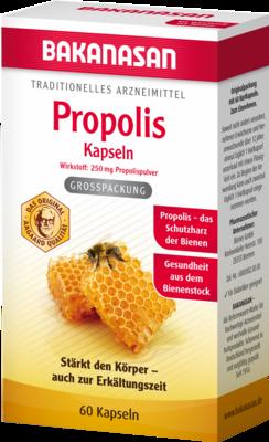 BAKANASAN Propolis Kapseln
