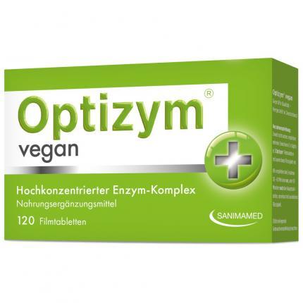 Optizym Vegan Filmtabletten