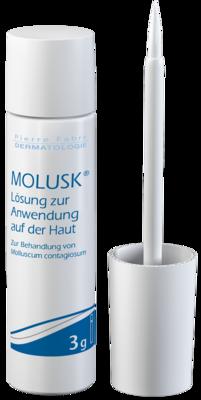 MOLUSK Lösung zur Anwendung auf der Haut