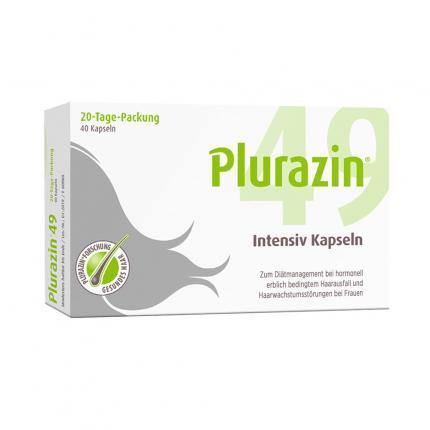 PLURAZIN 49 Intensiv Kapseln