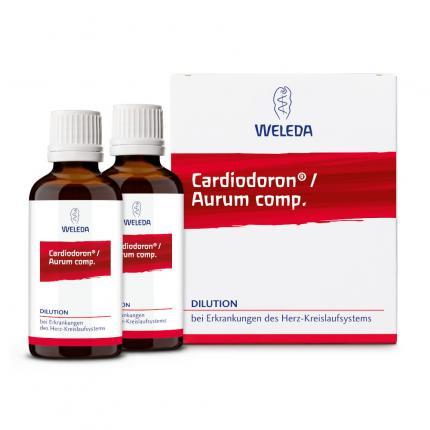 WELEDA Cardiodoron/ Aurum Comp.