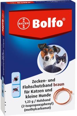 Bolfo Zecken- und Flohschutzband