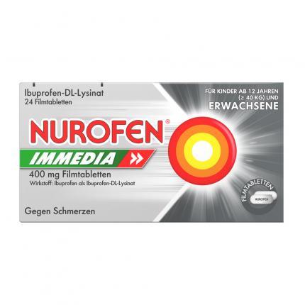 NUROFEN Immedia Filmtabletten 400mg