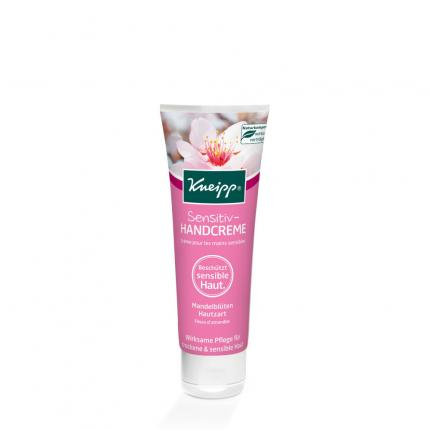 KNEIPP Sensitiv-Handcreme Mandelblüten hautzart