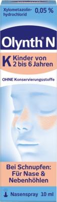 Olynth 0,05% N ohne Konservierungsmittel