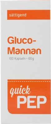 QUICKPEP Gluco-Mannan Kapseln