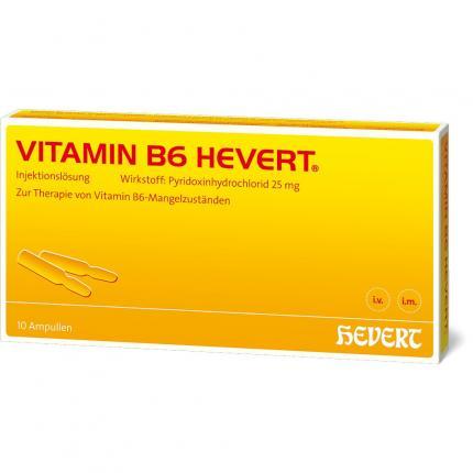 VITAMIN B6 Hevert Ampullen