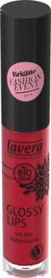 LAVERA Glossy Lips 03 magic red