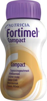 Fortimel Compact 2,4 Cappucinogeschmack