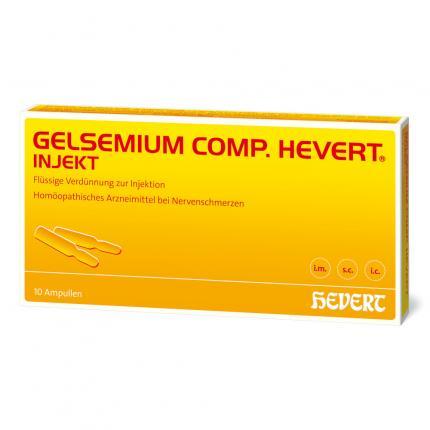 Gelsemium Comp.hevert Injekt Ampullen
