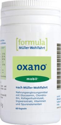 OXANO-mobil nach Müller-Wohlfahrt Kapseln