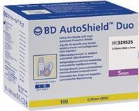 BD AUTOSHIELD Duo Sicherheits Pen Nadel 5 mm