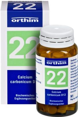 BIOCHEMIE Orthim 22 Calcium carbonicum D 12 Tabletten